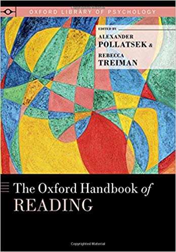 The Oxford Handbook Of Reading